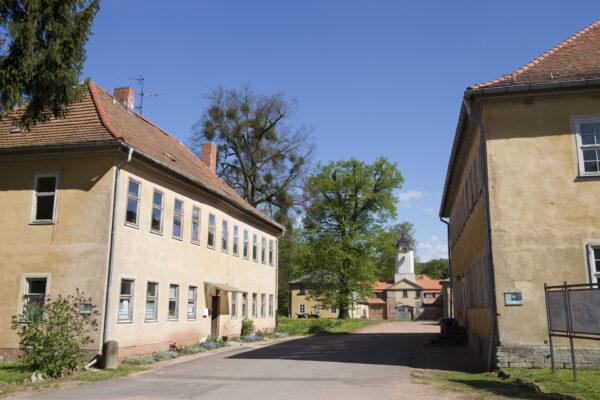 Kavaliershaus und Hofkueche